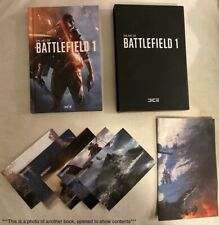 NEW UNOPENED - Rare - Collector's Set - The Art of Battlefield 1 Hard Cover Book