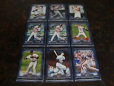 2011 Topps Baseball---Topps 60---Lot Of 9---Stars Only---Multi-Lots---See List