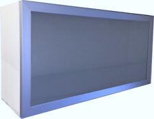 One Door Glass Door Cabinet Ikea 801.378.29 White