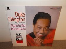 * Duke Ellington . Piano in the Background . 180 Gr. New Sealed . Jazz . LP