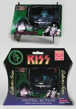 KISS TRADING CARD -KINETIC COLLECTORS CARD -DIGITAL ACTION -PETER CRISS -V262307