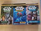 Star Wars Paperback Books Lot of 3 The New Jedi Order