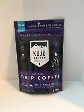 KUJU COFFEE Pocket Pourover Dark 5-Pack - KUJU-BA-05