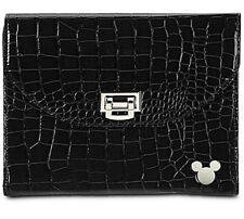 NEW Disney Mickey Mouse Icon Black Crocodile Tablet Protection Sleeve Carry Case