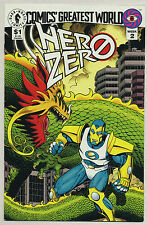 Comics' Greatest World Hero Zero 1993 Week 2 Lee Weeks Dark Horse Comics