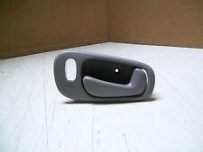 2000 Prizm Front/Rear PASSENGER'S Gray Inner Door Handle For Power Locks NEW!