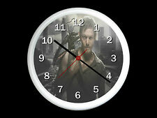 The Walking Dead Daryl Wall Clock Can be Personalised