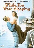 While You Were Sleeping [DVD] [1995], Very Good DVD, Micole Mercurio, Bill Pullm