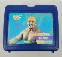 "VINTAGE WWF Superstars ""Hulk Hogan""  Plastic Lunch Box Circa 1989"