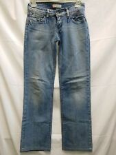 jeans donna Levi's 570 straight fit legg. elasticizzato W 29 L 34  taglia 42/43