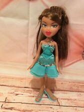 Bratz Doll Girlz RARE Sportz Sports Teamz Tennis Yasmin Red Lips Hair