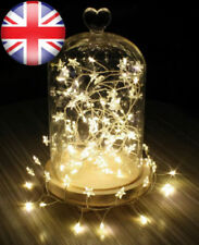 Rope/Wire Star 2m Size Fairy Lights