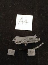 Warhammer 40k Imperial Cadian Heavy Weapons Heavy Bolter Bits