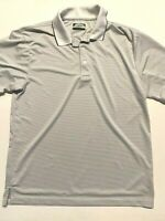 Ben Hogan Performance Short Sleeve Golf Polo Shirt Men's Large