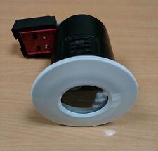 JC94210WH - JCC Mains Recessed Shower Downlight White IP65   ** Free P&P **