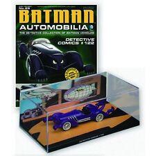 Eaglemoss Batman Automobilia #28 Véhicule 1/43 Batmobile (Detective Comics #122)