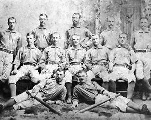 Moses Fleetwood Walker 8X10 Photo Picture Image MLB Baseball Toledo Blue Sock #2