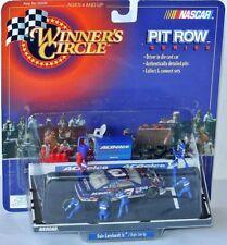 PIT ROW SCENE #3 CHEVY NASCAR 1999 *AC DELCO / SUPERMAN* Dale Earnhardt jr 1:64
