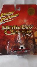 Johnny Lightning Holiday Classics 2006 1958 Corvette  Decoration