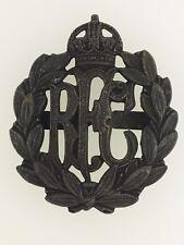 Britian/British WWI Royal Flying Corps RFC bronze cap badge