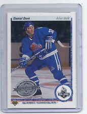 10-11 2010-11 UPPER DECK DANIEL DORE 20TH ANNIVERSARY FRENCH BUYBACK 255