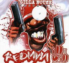 ILL At WiLL Mixtape Vol. 1 Redman Hip Hop Old School Rap Blends (Mix CD) Mixtape
