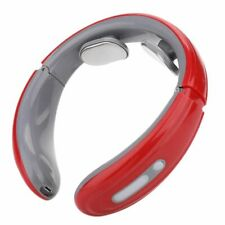 Neck Massager Back Pain Body Massager Shoulder Arm Relaxation White Red Electric