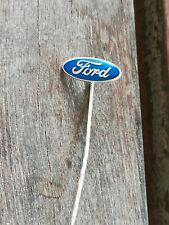 Ford Anstecknadel klein habe viele manche mit Silberschrift andere mit Kupfer