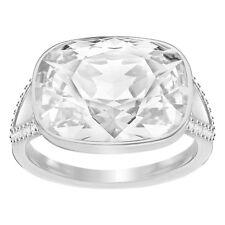 Anello DONNA Swarovski Holding bianco 5372871 5292836 mis 55 58 ring cristalli