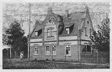 Ober Jössnitz Vogtland Restaurant Cafe Villa Waldgrün Postkarte gel. 1925