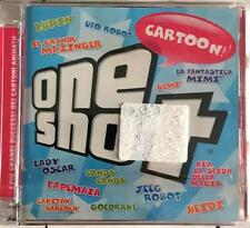 Various ‎– One Shot Cartoon!  Cd Sealed