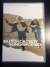Butch Cassidy and the Sundance Kid (DVD, 2009, 2-Disc Set, Collector's Edition;…
