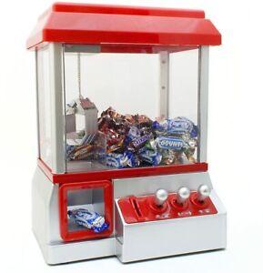 Candy Grabber Süßigkeiten Automat Greifmaschine Kind Familie Bonbon Geschenkidee