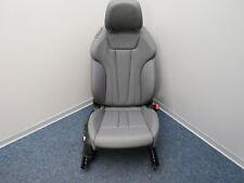 Sedile Passeggero pelle Grigio S-Line Audi A5 F5 Elettrico Massage Riscaldamento