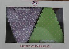 LAURA ASHLEY KIDS ... PRINTED CARD BUNTING - BOXED & PERFECT!