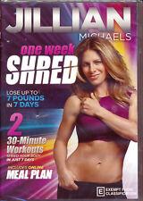 Jillian Michaels One Week Shred DVD R4