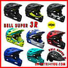 BELL SUPER 3R MIPS UND 3 MIPS - MTB & ENDURO DOWNHILL HELMET 2017 - ALL COLOURS