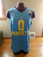 Markus Howard SIGNED Marquette Golden Eagles jersey