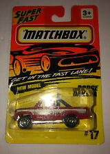 Matchbox #17 Dodge Dakota Pickup Truck - NEW SEALED on Card