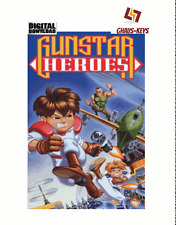 Gunstar Heroes STEAM KEY PC GAME Codice Download Gioco Global [SPEDIZIONE LAMPO]