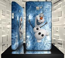 Coque Samsung Galaxy S2 La reine des neiges Olaf 03