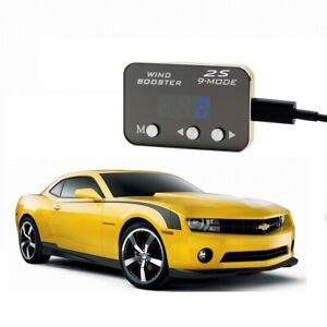 Throttle controller Pedal response chip tuning commander for Chevy Camaro 09-15
