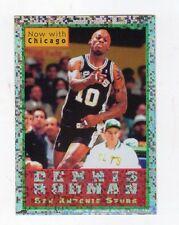 figurina - BASKETBALL BASKET PANINI 1995 95/96 - numero 278 DENNIS RODMAN