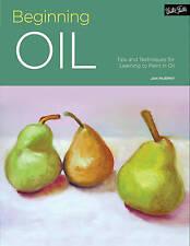 Beginning Oil (Portfolio), Murphy, Jan, Very Good condition, Book