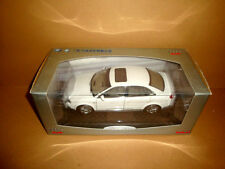 1/18 China FAW -  Audi A4 Sedan white color die cast model VERY VERY RARE!