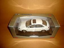 1/18 China FAW -  Audi A4 Sedan white color die cast model VERY VERY RARE!