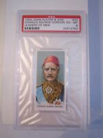 1925 CHARLES G. GORDON #20 LEADER'S OF MEN PSA GRADED 6 -TOBACCO CARD -MMMM2