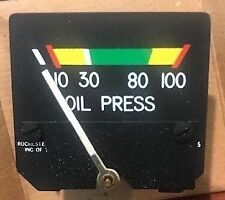 Piper Aircraft  Oil Pressure Gauge  548-797