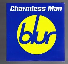 BLUR CD SINGLE PROMO (NEW) CHARMLESS MAN