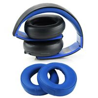 1 Pair Earpads Earmuff for Sony PS3 for PS4 7.1 Wireless Headset CECHYA-0083 New